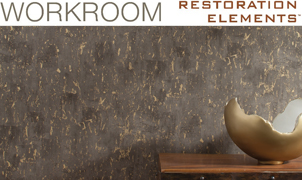 Workroom Wallcovering, Levey Wallcoverings and Architectural Finishes