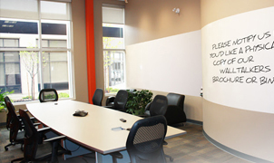 Dry Erase Options, Levey Wallcoverings and Architectural Finishes