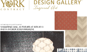 York Design Gallery Wallcovering, Levey Wallcoverings and Architectural Finishes