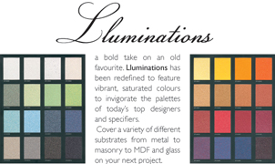 Llumminations by Zolatone, Levey Wallcoverings and Architectural Finishes