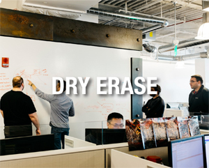 Dry Erase Wallcovering and Paint, Levey Wallcoverings