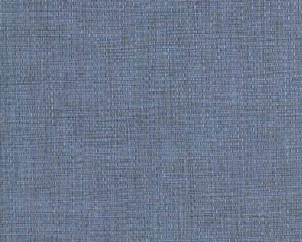 Blue Wallcovering, Braidweave Commercial Vinyl Wallcovering from Levey