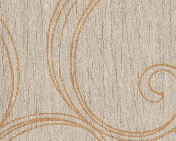 Taupe Wallcovering, Hamachi Swirl Commercial Vinyl Wallcovering from Levey