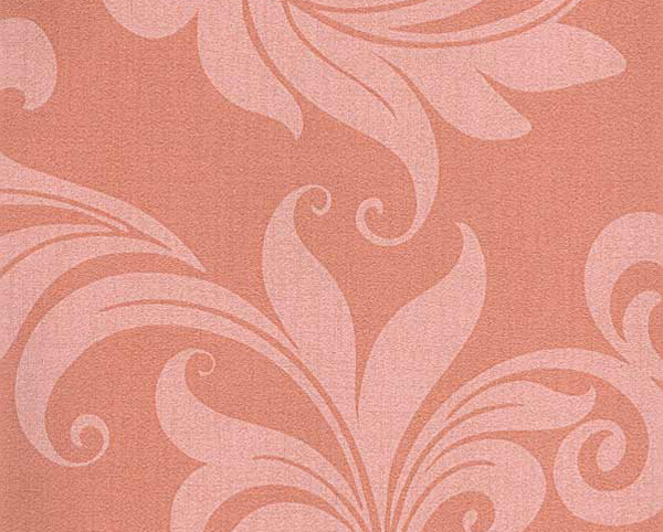 Pink Wallcovering, Juliette Commercial Vinyl Wallcovering from Levey