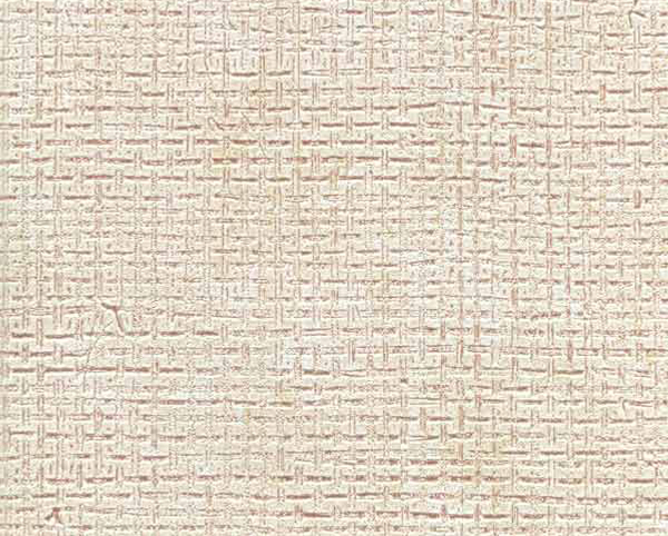 Cream Wallcovering, Jute Commercial Vinyl Wallcovering from Levey