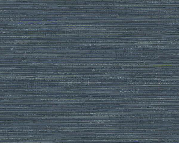 Blue Wallcovering, Line Dance Commercial Vinyl Wallcovering from Levey