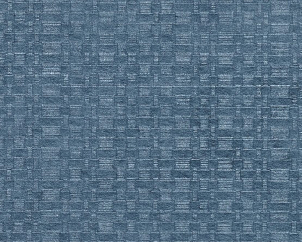 Blue Wallcovering, Priya Commercial Vinyl Wallcovering from Levey