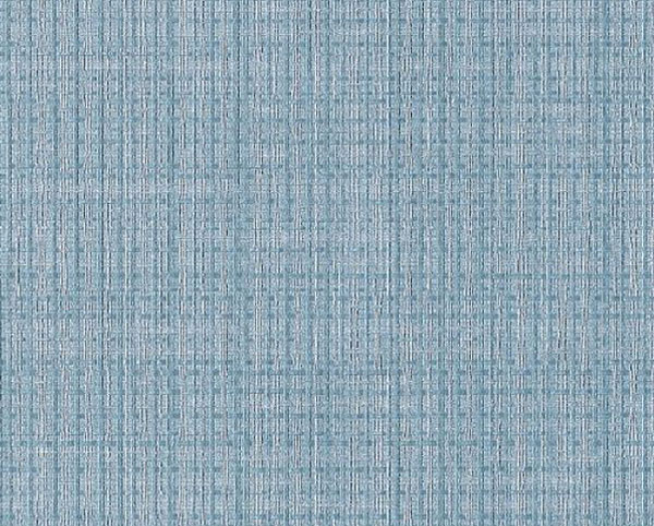 Blue Wallcovering, Sandro Commercial Vinyl Wallcovering from Levey