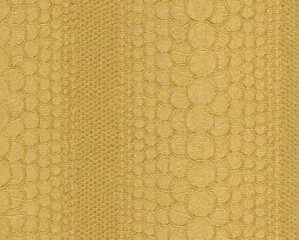Gold Wallcovering, Sequins Commercial Vinyl Wallcovering from Levey