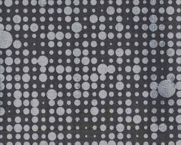 Black Wallcovering, Shimmering Wall Commercial Vinyl Wallcovering from Levey