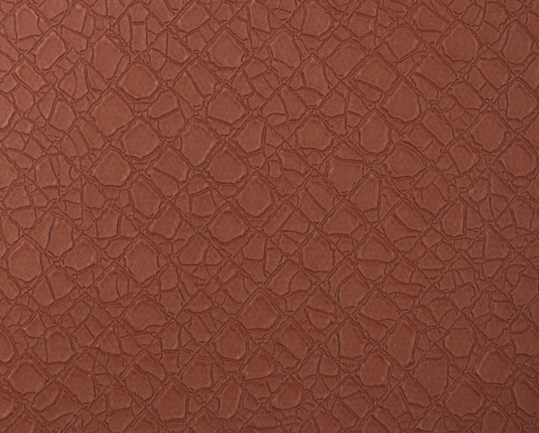 Red Wallcovering, Tanning Commercial Vinyl Wallcovering from Levey
