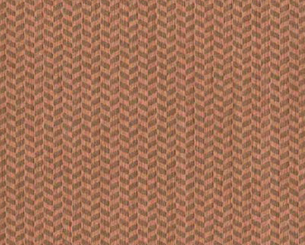 Orange Wallcovering, Tattle Tail Commercial Vinyl Wallcovering from Levey