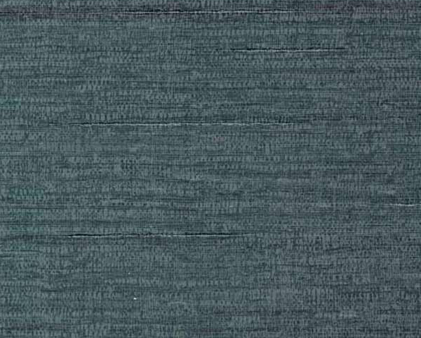Blue Wallcovering, Thai Silk Commercial Vinyl Wallcovering from Levey