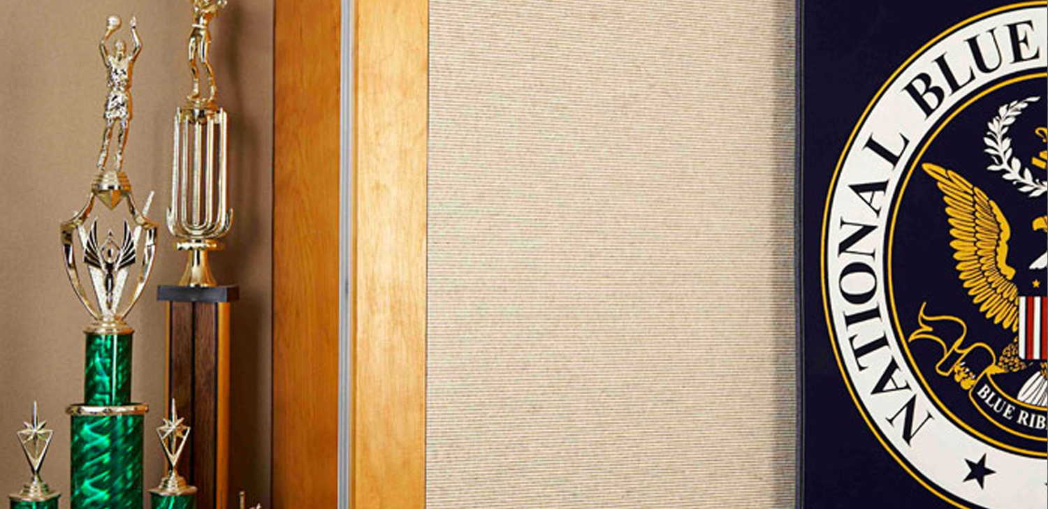 Acousticord Acoustical Wallcovering from LEVEY Commercial and Architectural Finishes