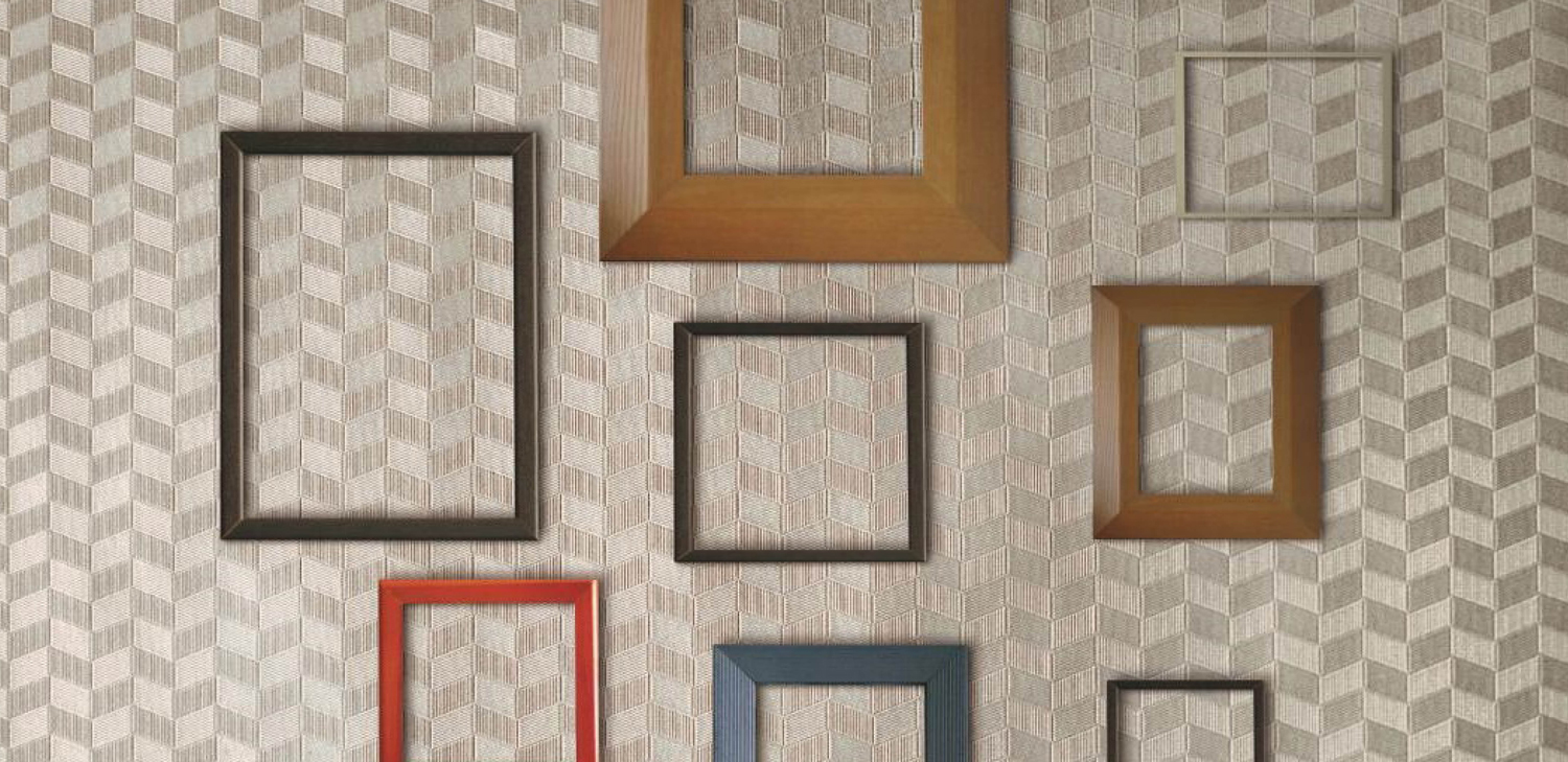 Block Party Wallcovering from LEVEY Commercial and Architectural Finishes