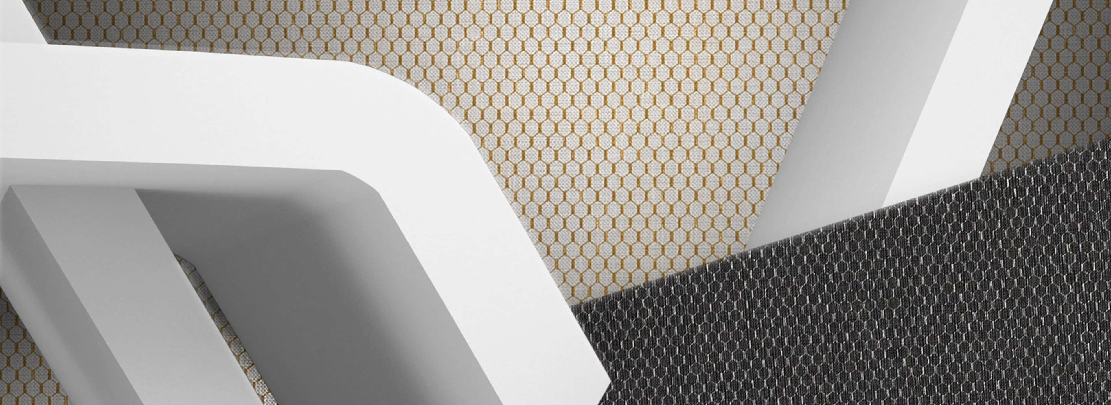 Petite Rubix Wallcovering from LEVEY Commercial and Architectural Finishes