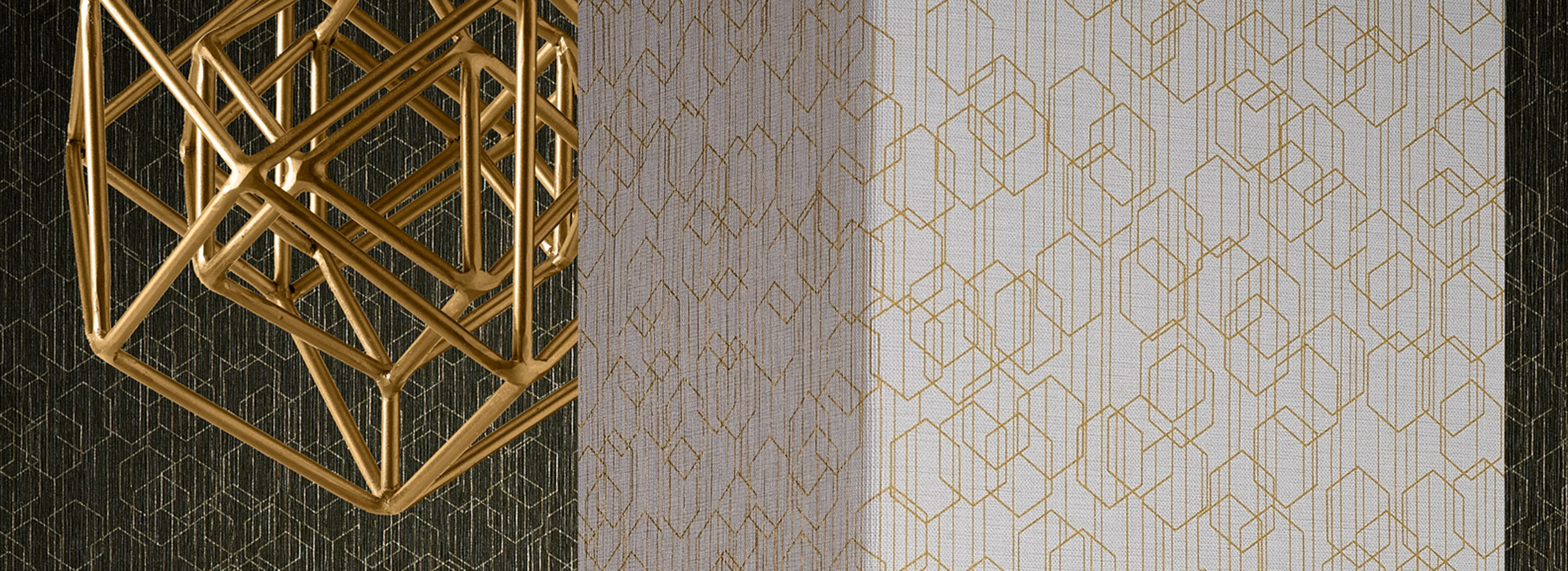 Rubix Wallcovering from LEVEY Commercial and Architectural Finishes