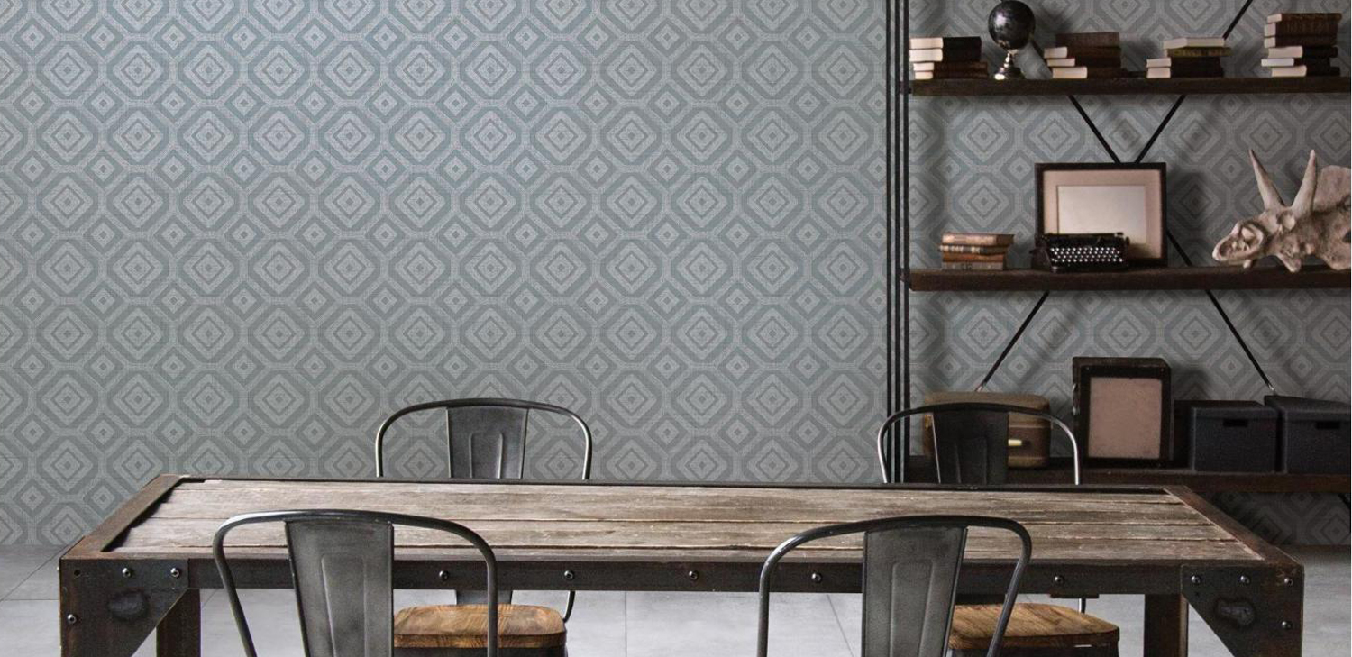 District Wallcovering from LEVEY Commercial and Architectural Finishes