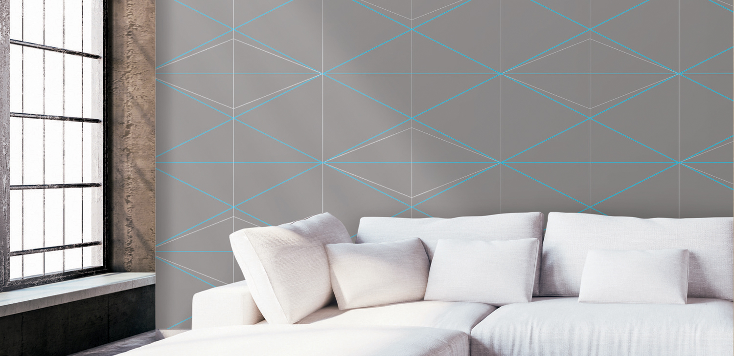 Jet Setter Wallcovering from LEVEY Commercial and Architectural Finishes