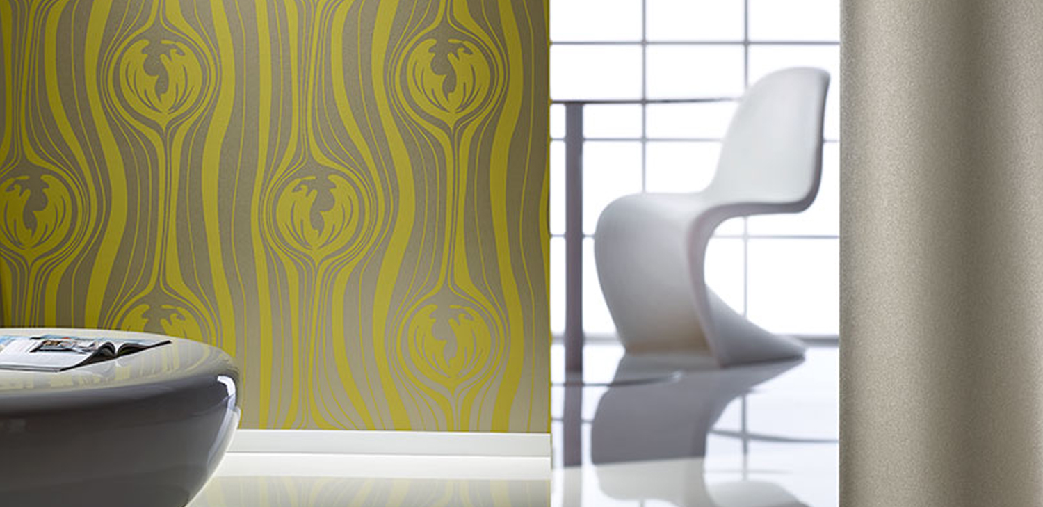 Matisse Wallcovering from LEVEY Commercial and Architectural Finishes
