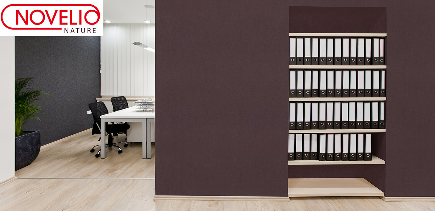 Novelio Nature Wallcovering, LEVEY Commercial and Architectural Finishes