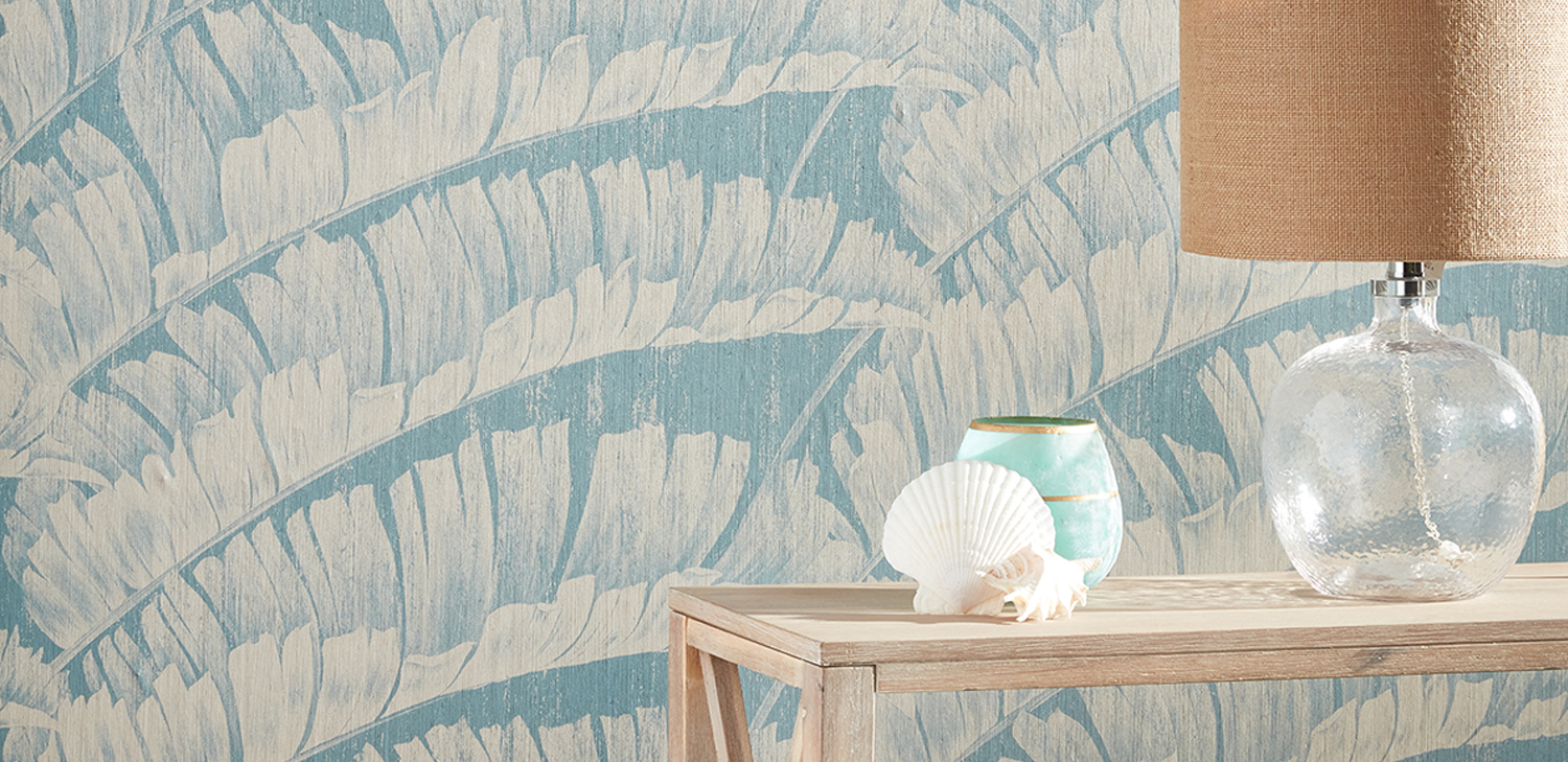 Pawley's Island Wallcovering from LEVEY Commercial and Architectural Finishes