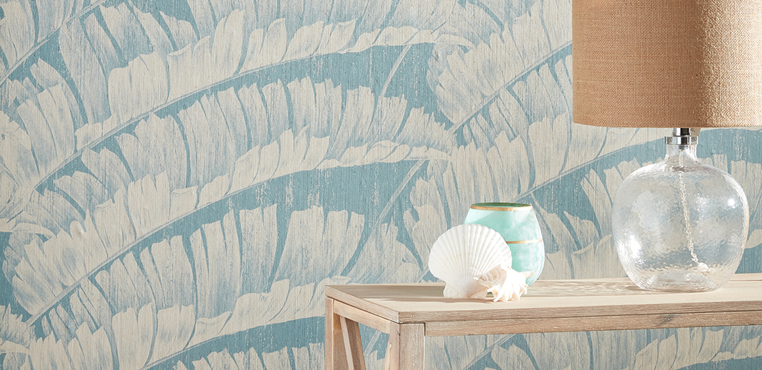 What's New: Pawley's Island Wallcovering, from LEVEY, Canada's National Wallcovering Distributor