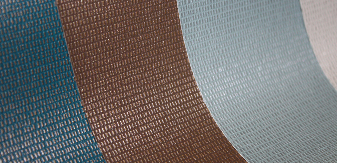 Rain Wallcovering from LEVEY Commercial and Architectural Finishes