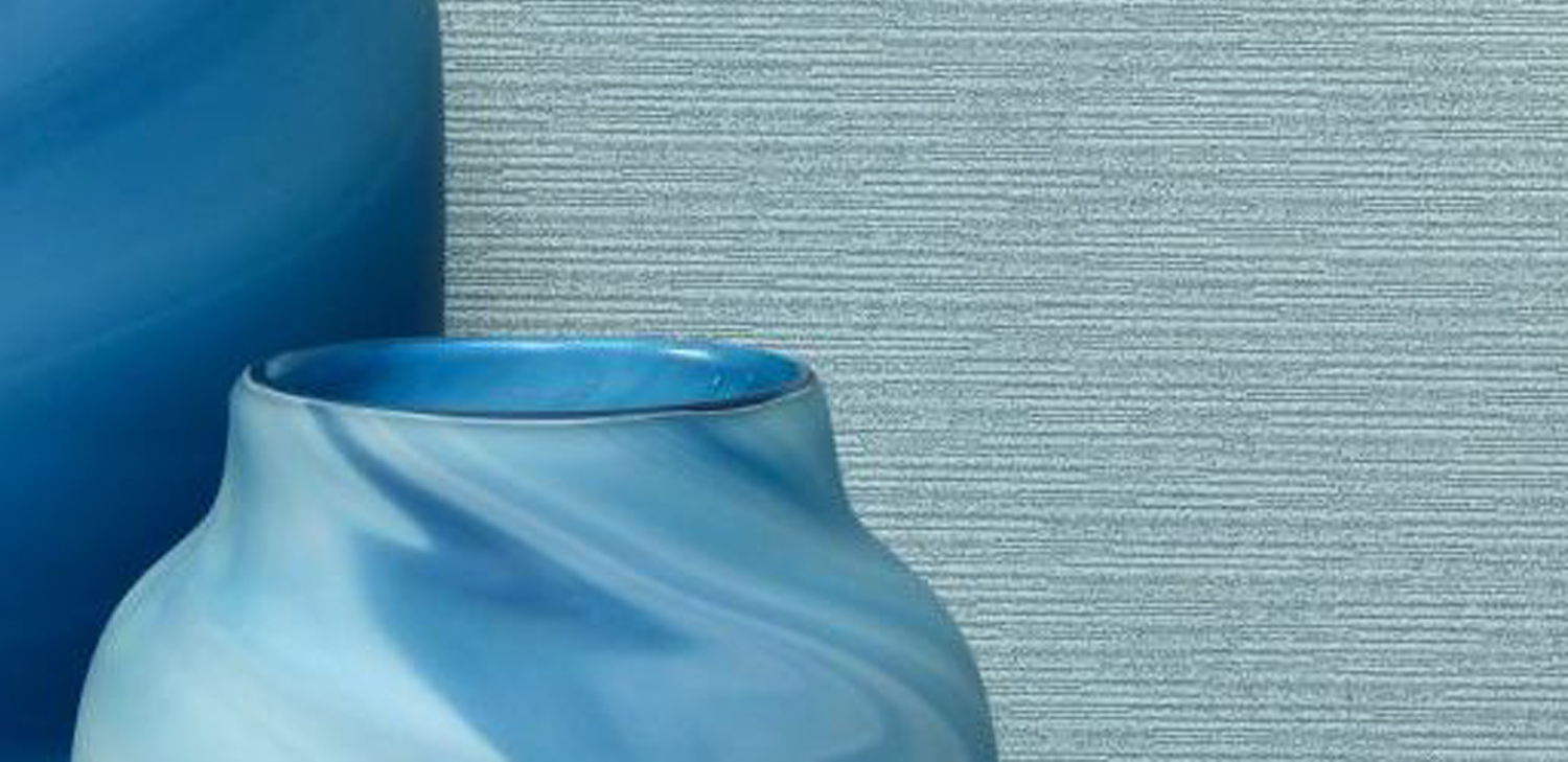 Sandbar Blue Wallcovering from LEVEY Commercial and Architectural Finishes