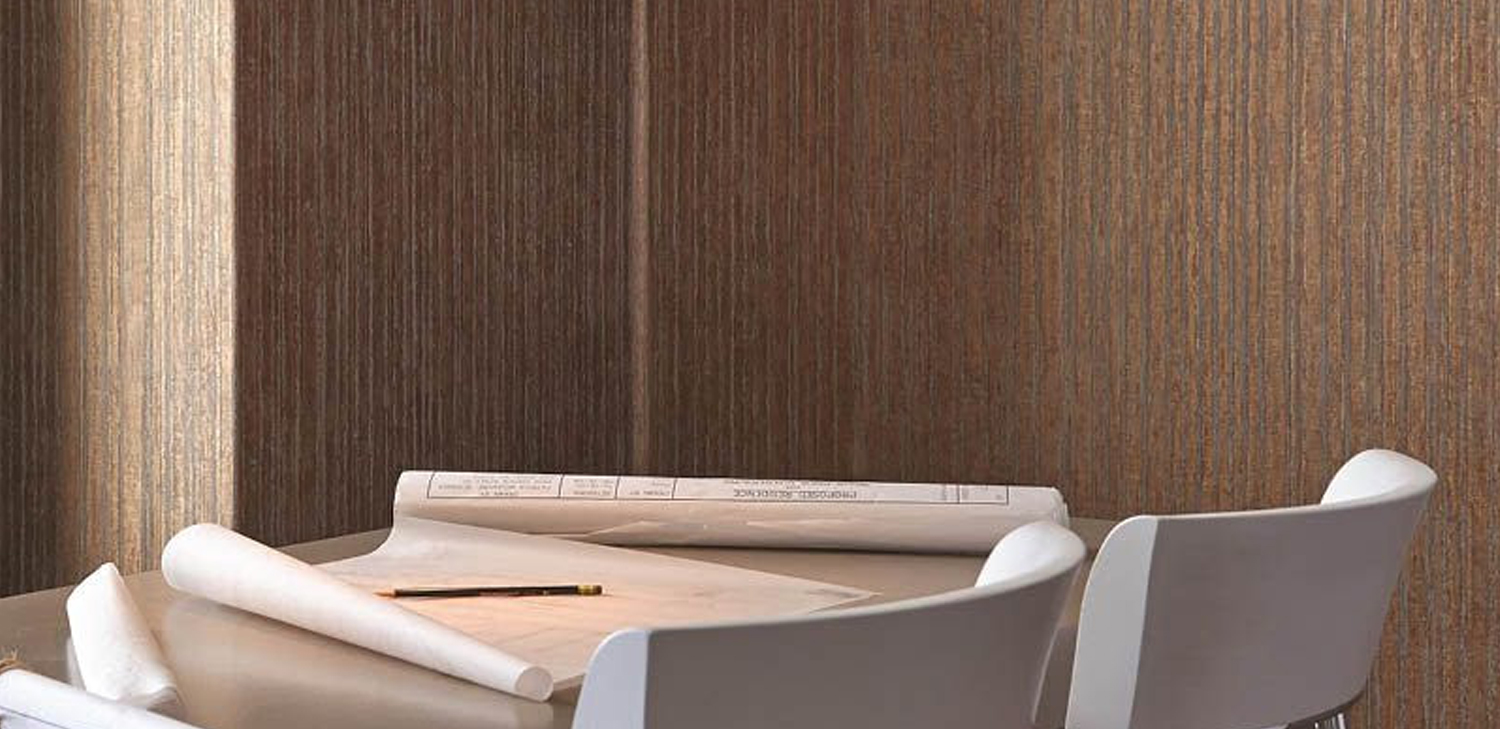 Sustainable Wallcovering from LEVEY Commercial and Architectural Finishes