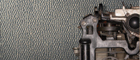 Grey Wallcovering, Blacksmith Commercial Wallcovering from Levey