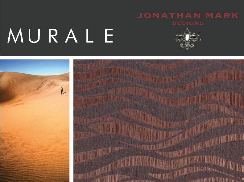 Murale Jonathan Mark Wallcovering
