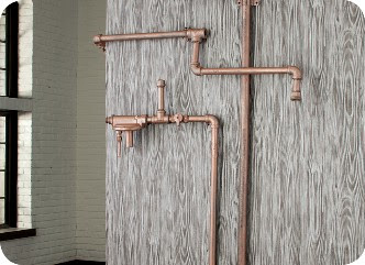 Craftsman Wallcovering Simplicity of Wood Wallcovering