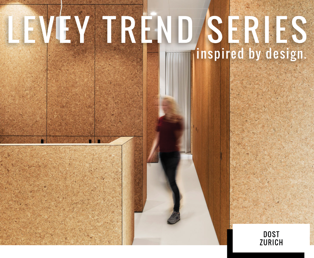 Levey Wallcovering Trend Series Natural Cork