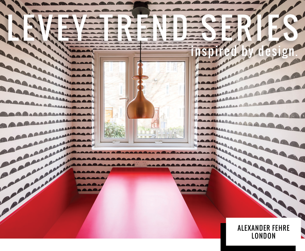 Levey Trend Series Hues and Patterns