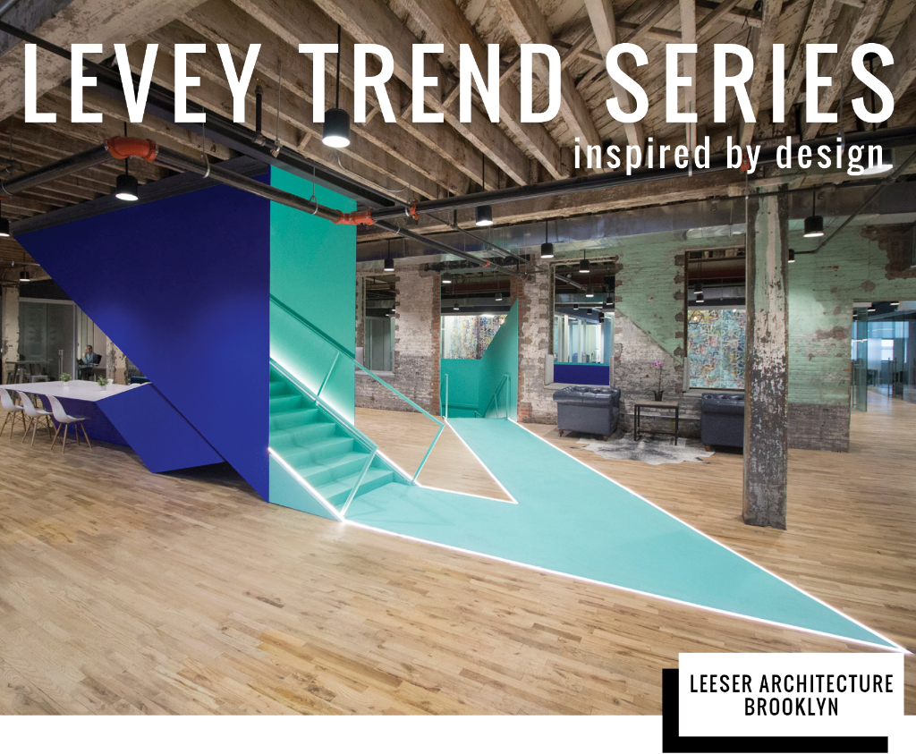 Levey Trend Series Visual Vibrancies