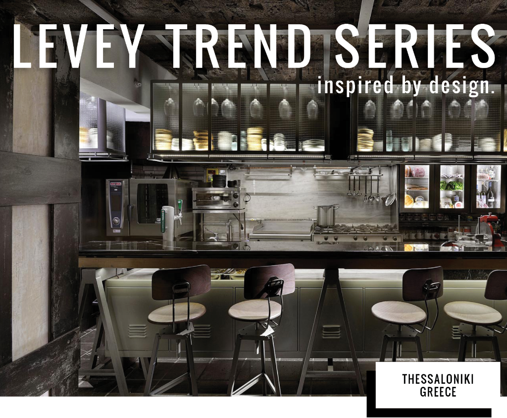 Levey Trend Series Industrial Nuances Wallcoverings