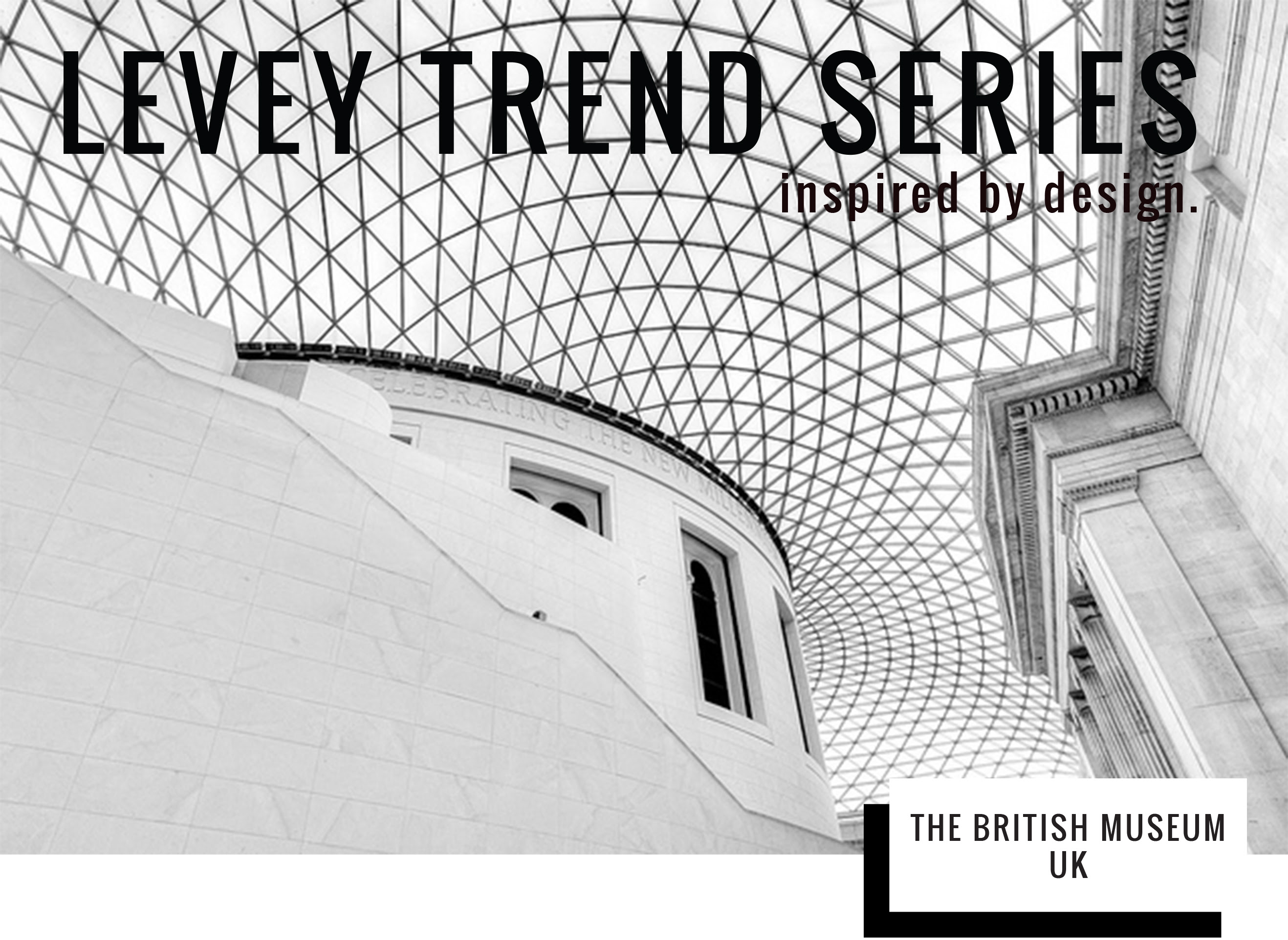 Levey Trend Series Architectural Lines