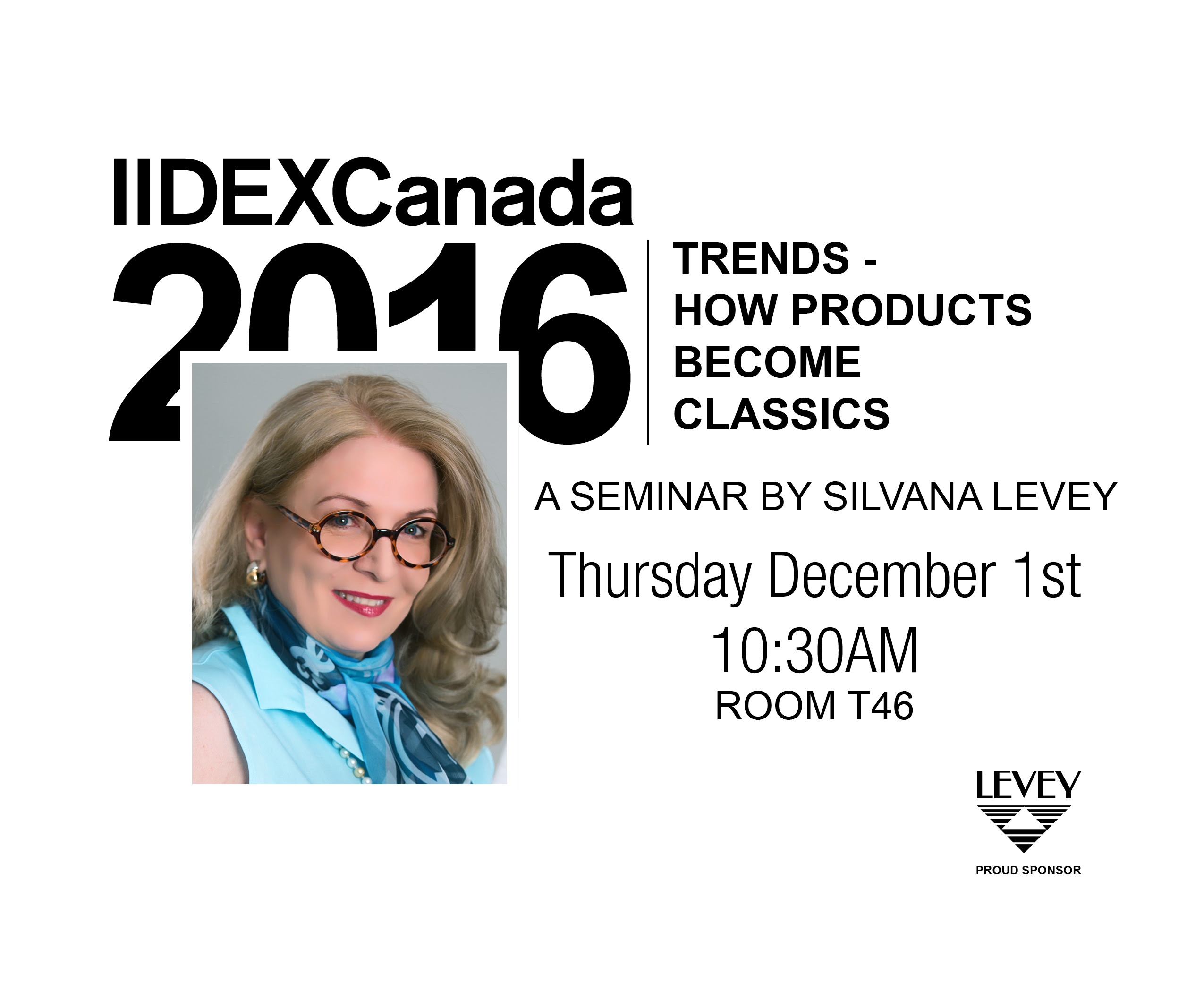 IDEX Seminar 2016 Silvana Levey