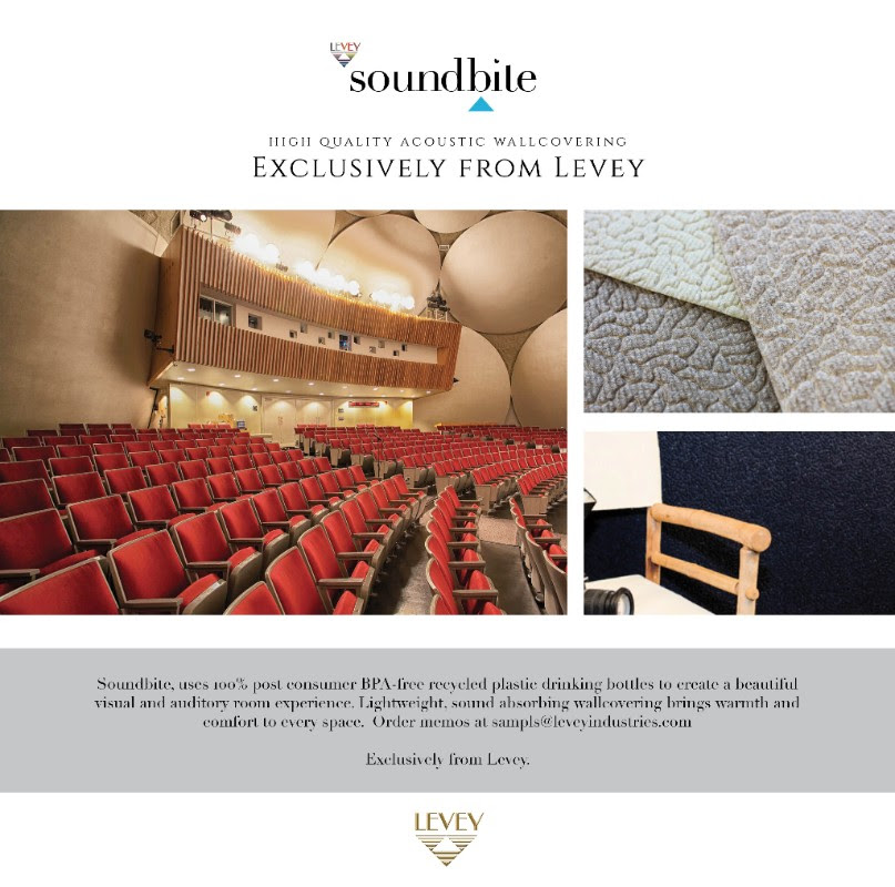 soundbite Acoustic Wallcovering