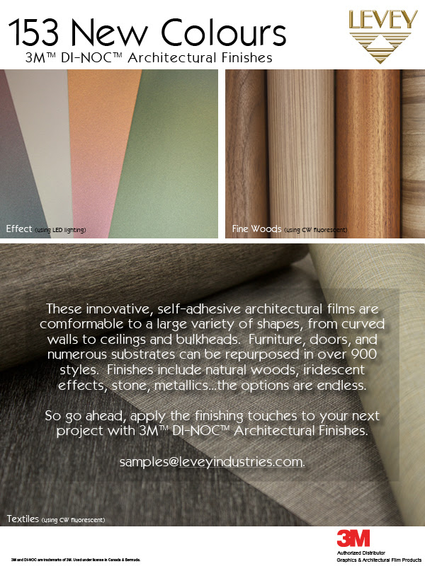3M Wallcovering 153 New Trending Colours