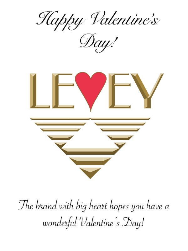 Happy Valentines Day from Levey Industries