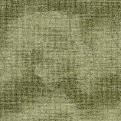 Green Wallcovering, Dancing Weave from LEVEY Wallcoverings and Architectural Finishes