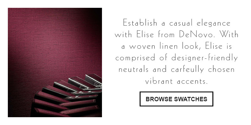 Elise Wallcovering, from LEVEY Wallcovervings and Architectural Finishes