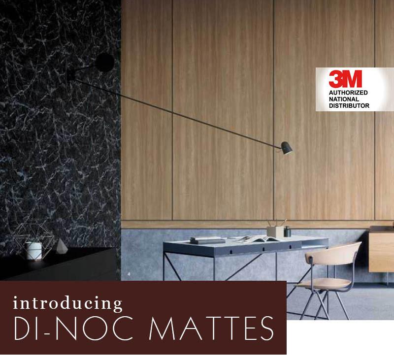 3M DI-NOC Mattes