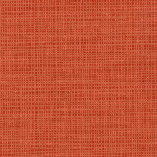 Orange Weft Commercial Vinyl Wallcovering from LEVEY