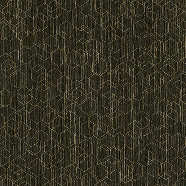 Green Rubix Commercial Vinyl Wallcovering from LEVEY