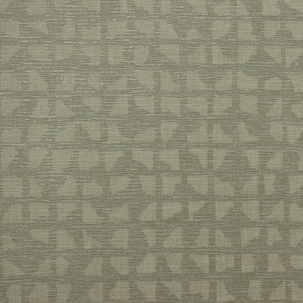 Green Grid Iron Commercial Vinyl Wallcovering from LEVEY