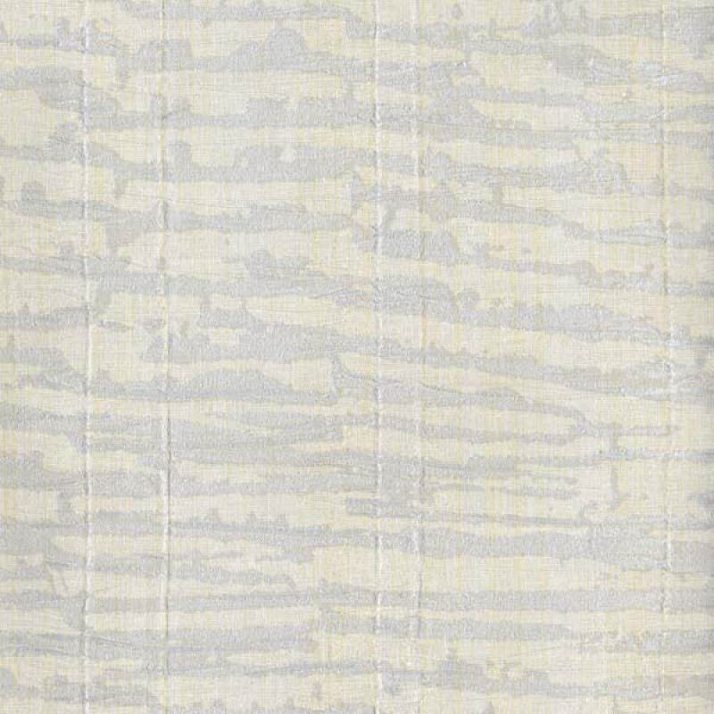 White Delano Weft Commercial Vinyl Wallcovering from LEVEY