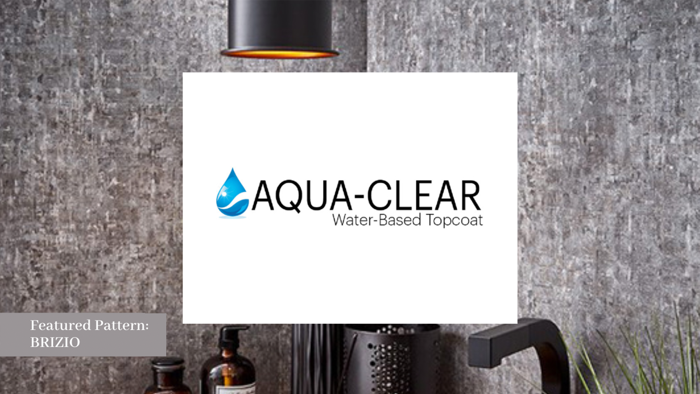 AQUA-CLEAR Protected Wallcoverings